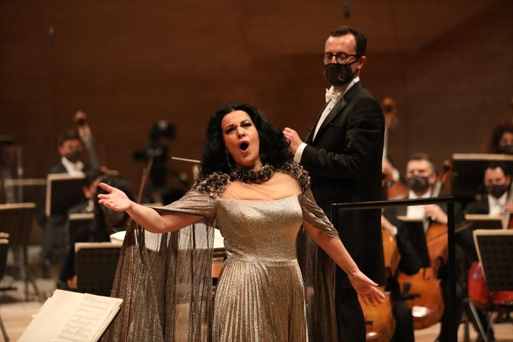 Cumhurbaşkanlığı Senfoni Orkestrası yeni bina açılış konseri - 1