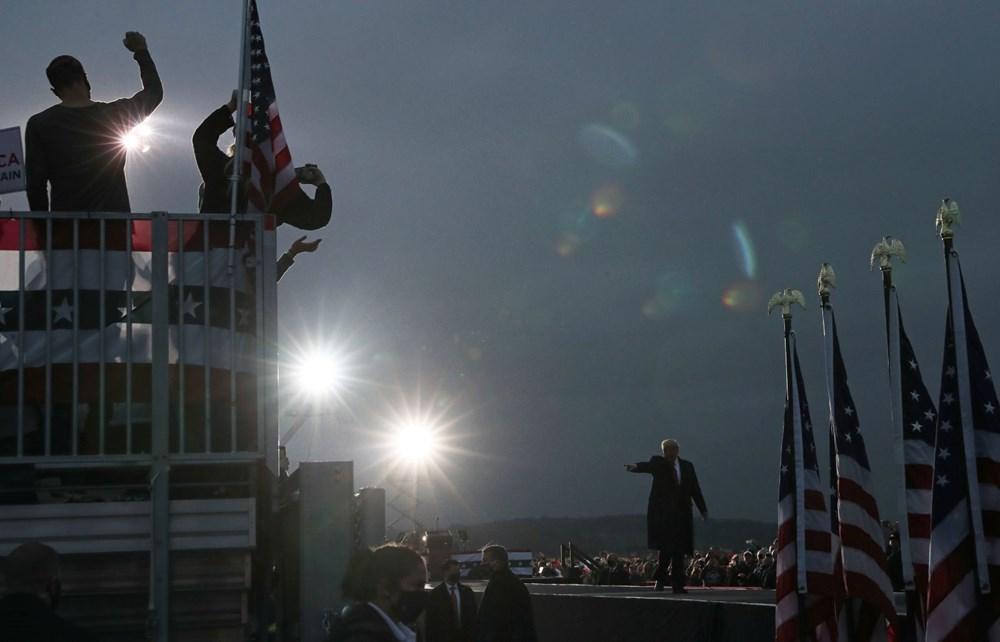 ABD'de seçime 7 gün kaldı: Anketlere göre Biden önde - 11