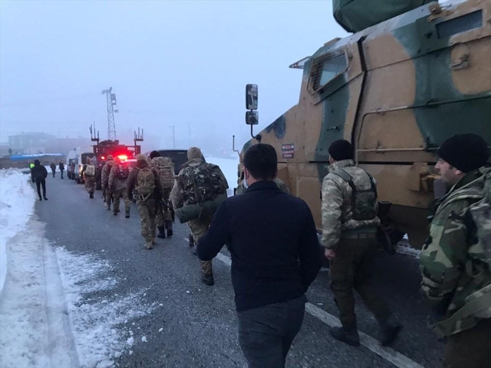 Bitlis Tatvan'da Cougar tipi helikopter düştü: 9 şehit - 12