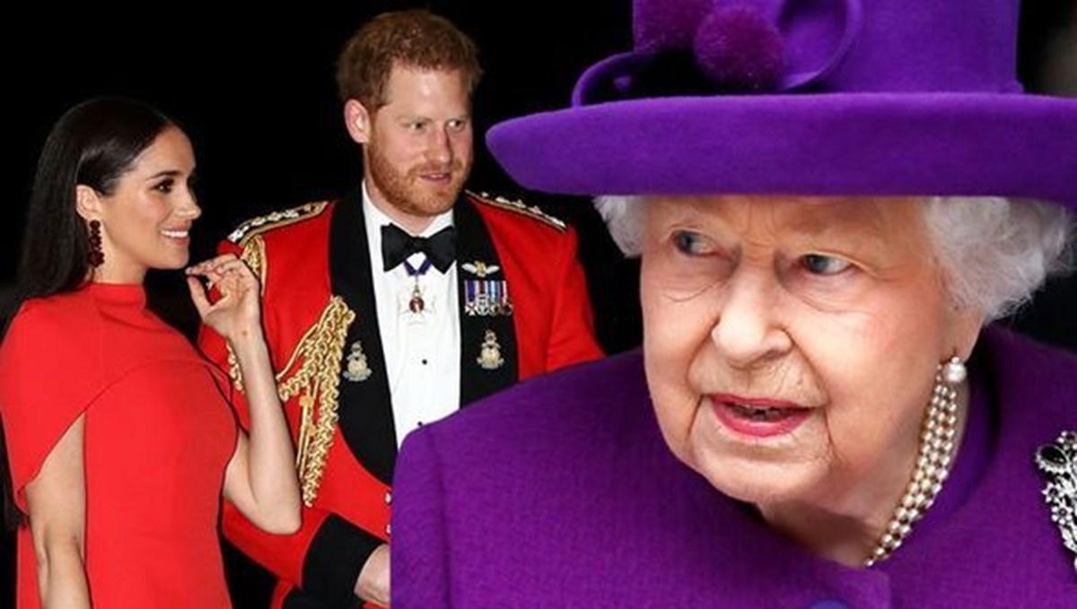 Kraliçe Elizabeth'in torunu Prens Harry'yi bizzat veto ettiği ortaya çıktı