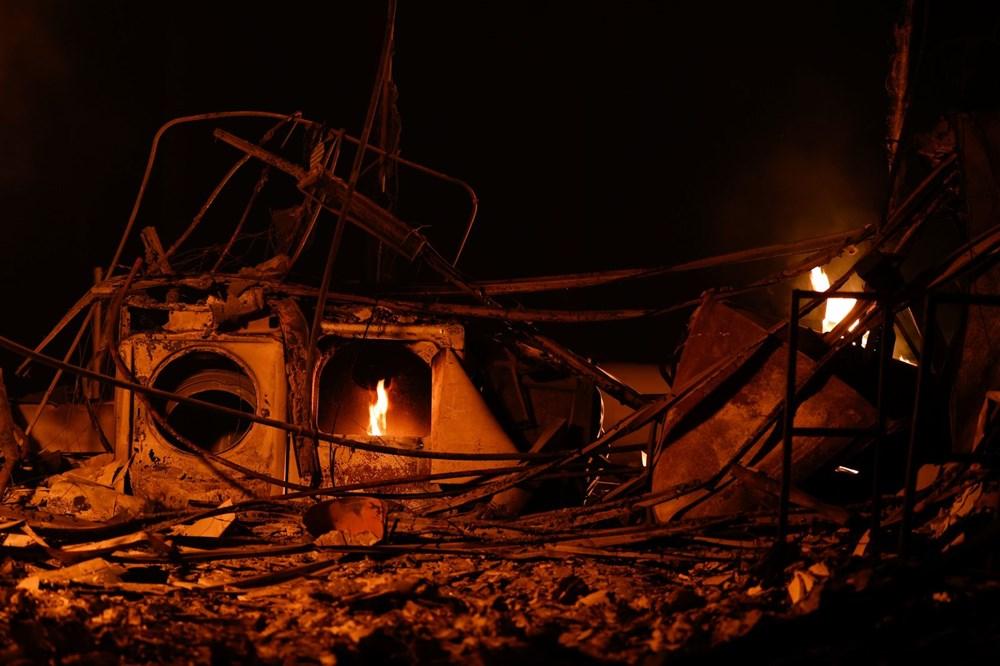 ABD'nin Kaliforniya eyaletinde orman yangınlarıyla mücadele büyüyor: 50 binden fazla evin elektriği kesildi - 8