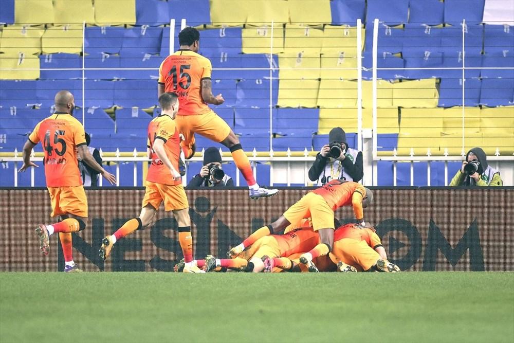 Derbide kazanan Galatasaray - 28