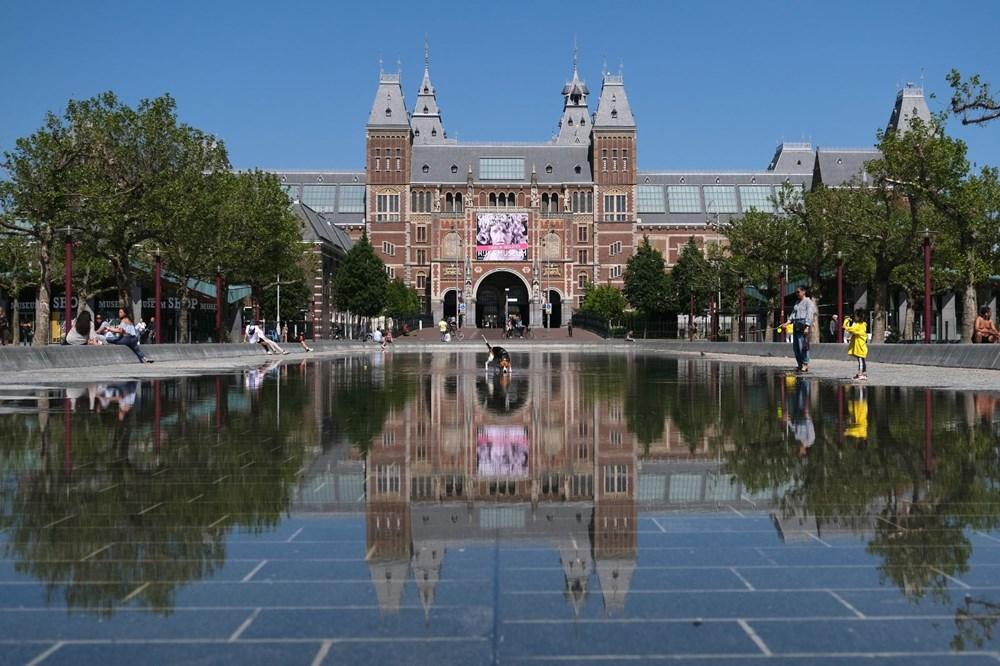 Hollanda'da adak için müzeye bağışlanan tablo mahkemelik oldu - 6