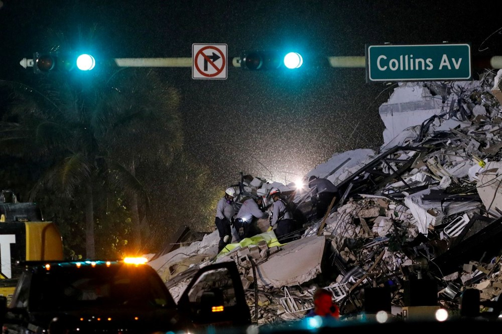 Building collapsed in the USA: Loss of life increased to 4, 159 people missing - 14