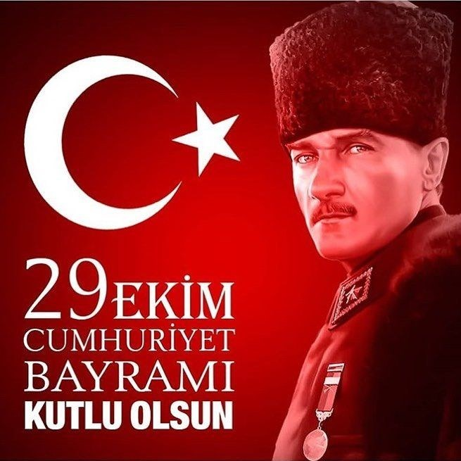 Ünlülerin 29 Ekim Cumhuriyet Bayramı paylaşımları - Magazin Haberleri   NTV