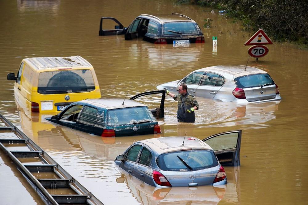 Almanya'da sel felaketinde ölü sayısı 156'ya yükseldi - 2