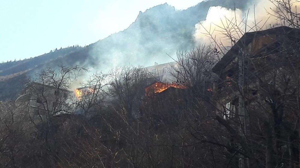 Artvin'deki yangın kontrol altında - 8