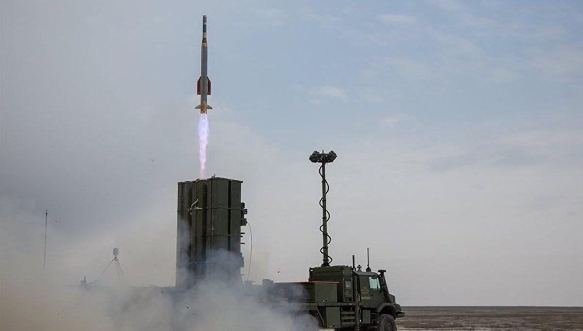 Yerli hava savunma sistemi HİSAR-O+ testlerde hedefleri vurdu (Türkiye'nin yeni nesil yerli silahları)