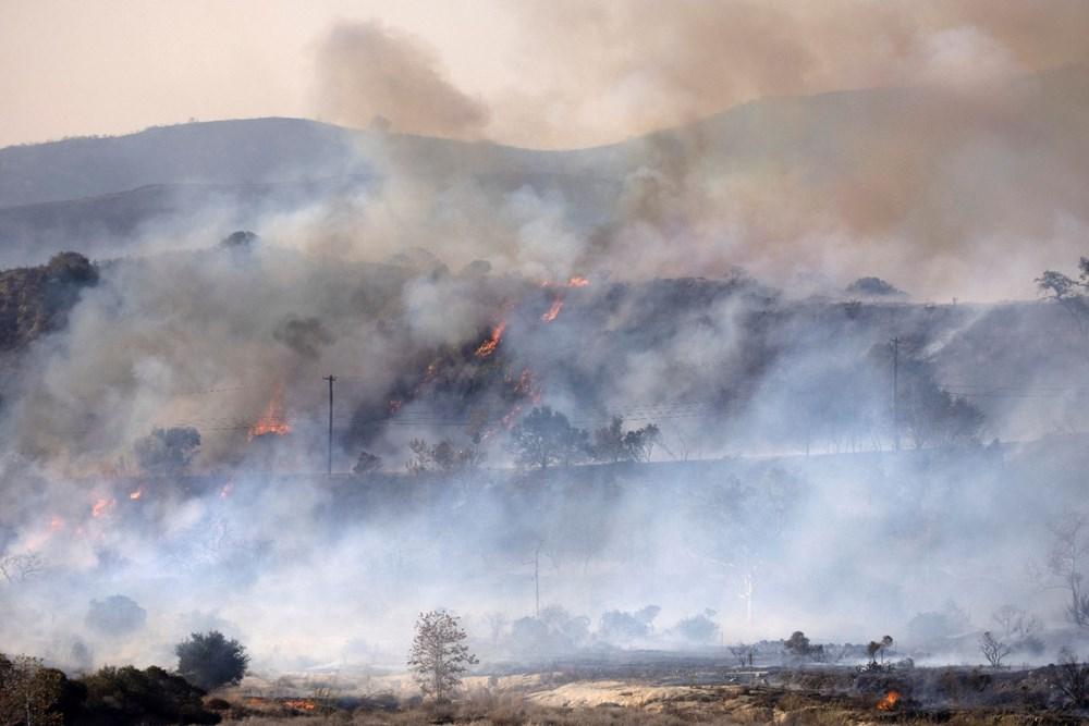 California yeniden yanıyor - 11