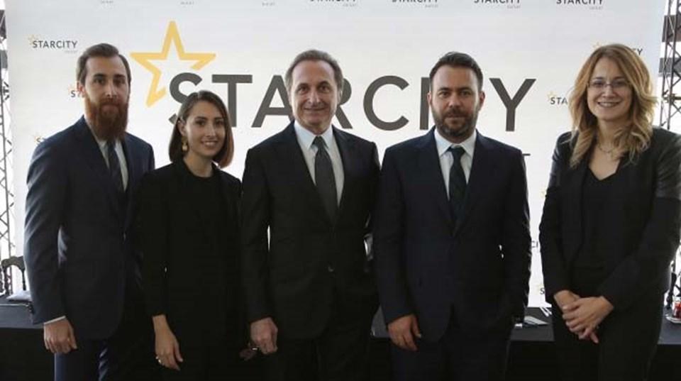 Starcity Outlet Yönetim Kurulu