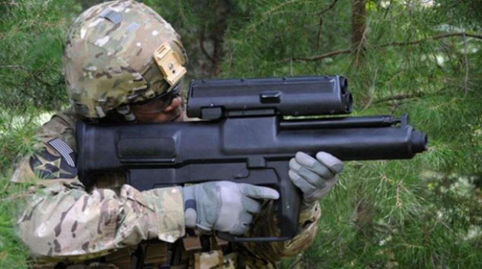 Tüfek bu ay Afganistan'daki askerler tarafından kullanmaya başlanacak