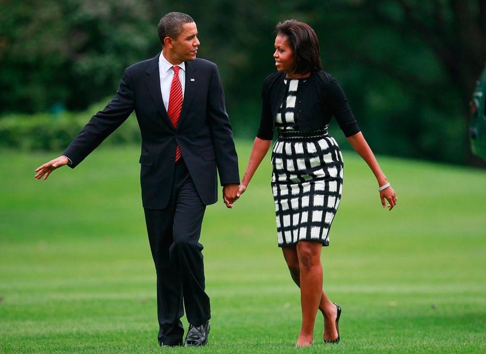 Obama çifti dizi yapımcılığına soyundu - 4