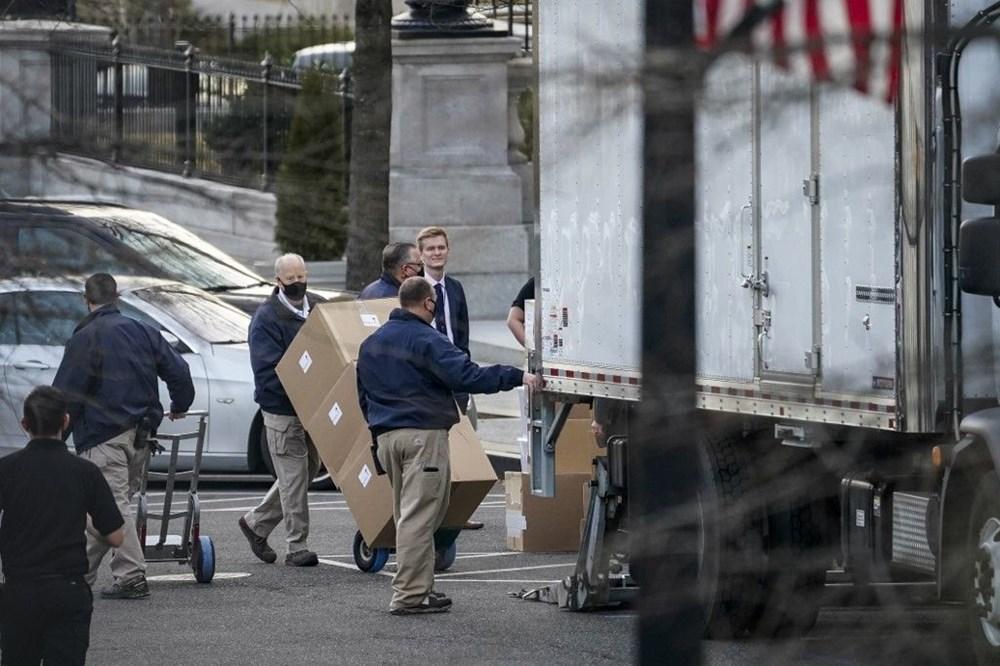 Trump Ailesi Beyaz Saray'dan taşınıyor - 6