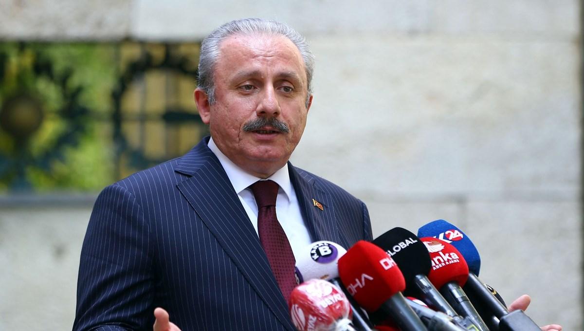 Meclis Başkanı Şentop:AYM'nin Berberoğlu kararı kesin hükmü kardırmamıştır