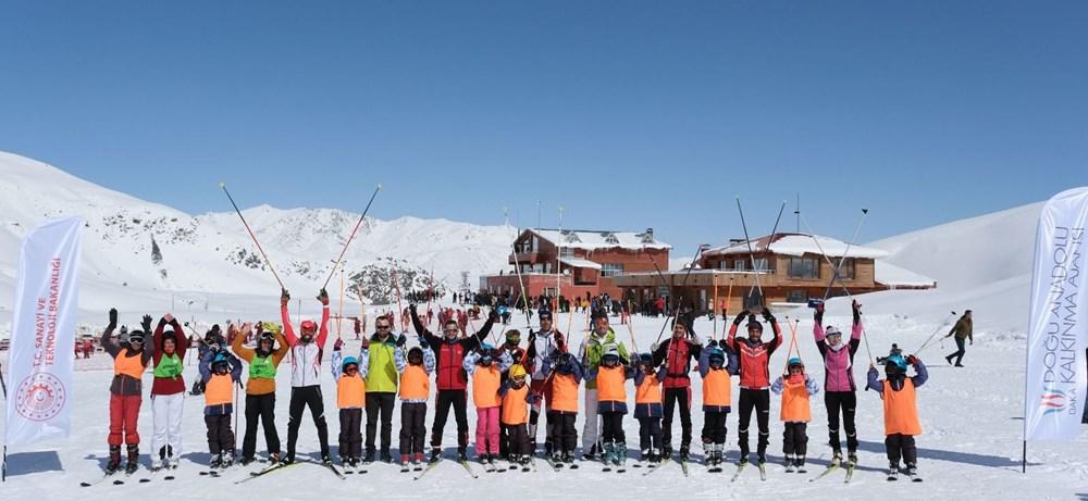 Burası Alp Dağları değil, Hakkari Merga Bütan Kayak Merkezi - 17