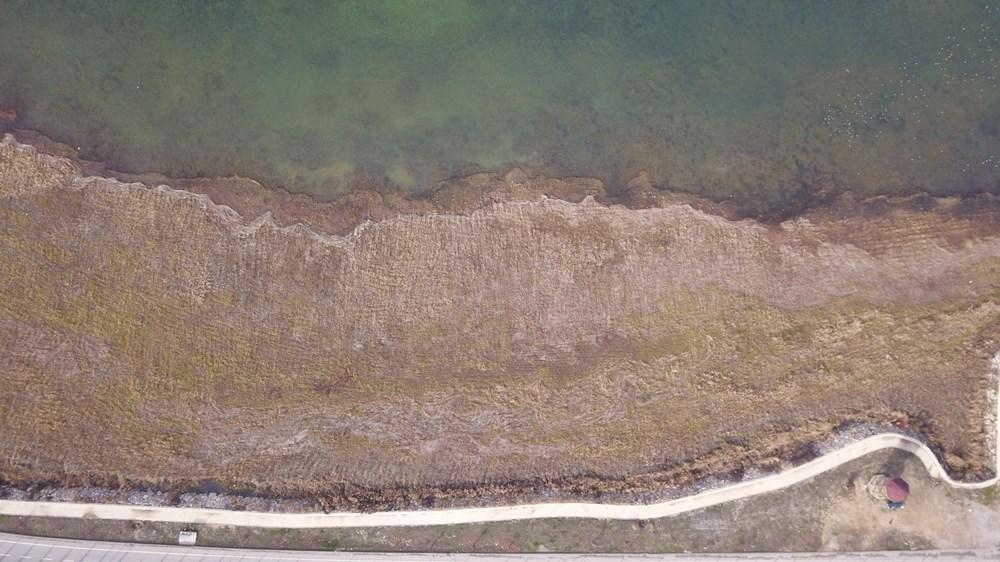 Beyşehir Gölü alarm veriyor: 50 metre çekildi - 7