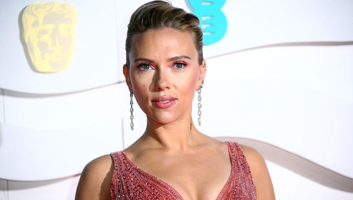 Scarlett Johansson: Kara Dul karakteri fazla cinselleştirildi