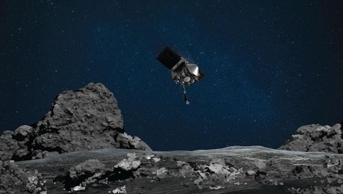 NASA 'Kaos Tanrısı'na araç göndermeye hazırlanıyor