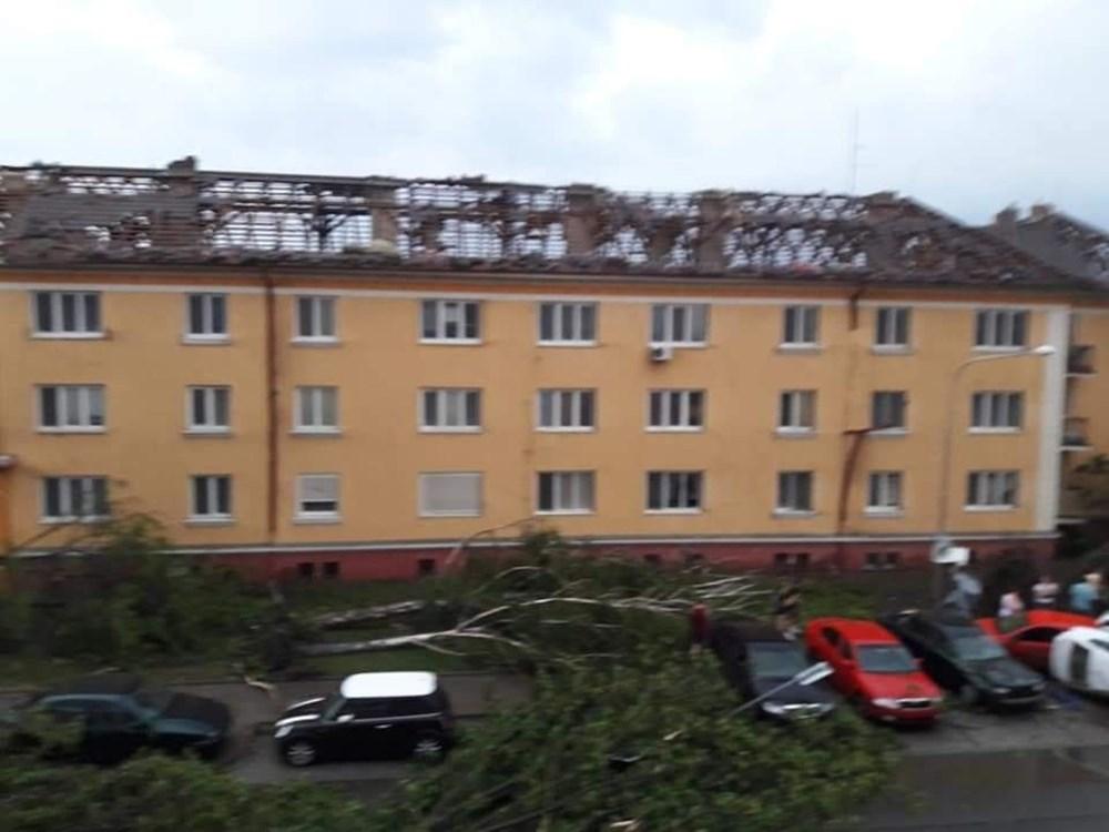 Çekya'yı kasırga vurdu: 150 yaralı - 11