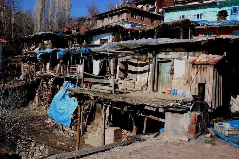 İç içe 35 ev! Burası Nepal değil Manisa - 10