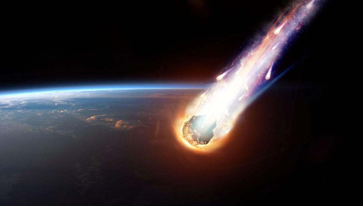 Futbol sahası kadar asteroit Dünya'ya yaklaşıyor