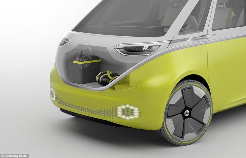 Volkswagen Camper geri dönüyor | NTV
