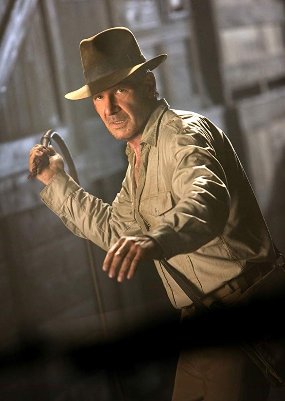 Hollywood efsanesi Indiana Jones ve Yıldız Savaşları'ndaki Han Solo karakteriyleünlendi