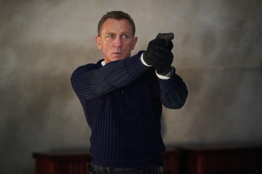 James Bond serisinin 25. filmi No Time To Die'ın dijital platformda yayınlanacağı yalanlandı - 7