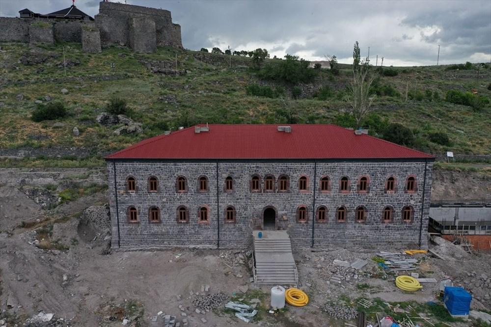 Osmanlı-Rus Savaşı'nın tanığı tarihi Beylerbeyi Sarayı eski ihtişamına kavuşuyor - 2