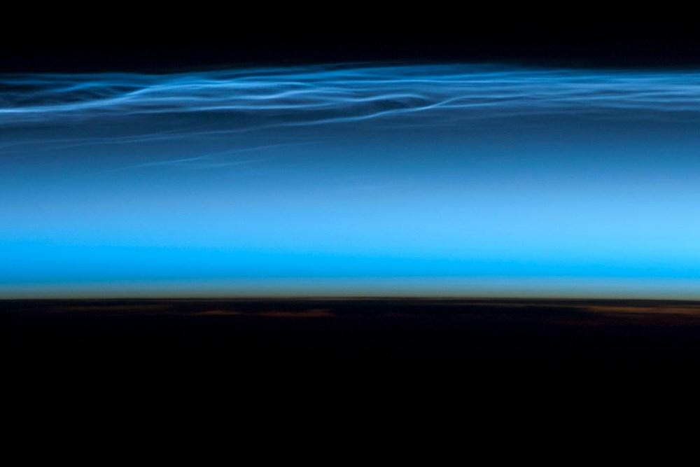 NASA'nın Van Gölü fotoğrafı finalde - 18