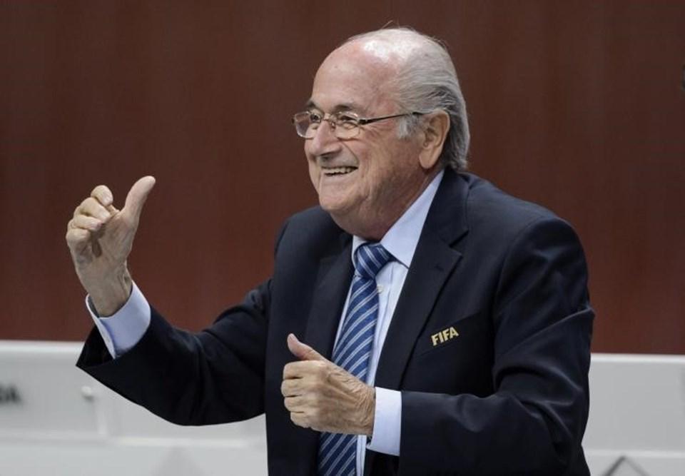 FIFA Başkanı Blatter