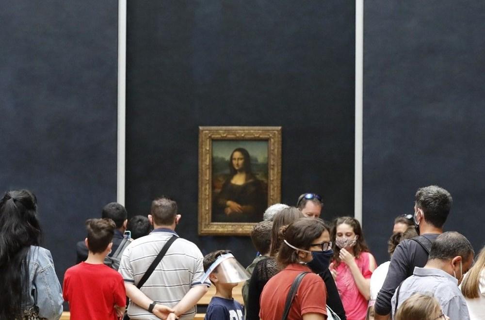 Louvre Müzesi yeniden açıldı (40 milyon euro'luk kayıp) - 4