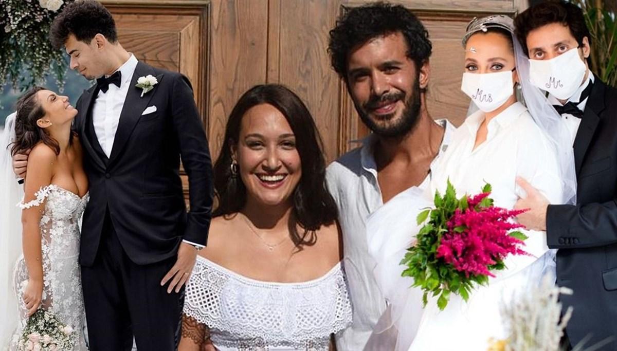 2020'de evlenenler: Salgın gölgesinde