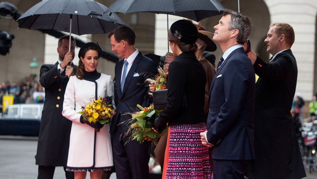 Prenses Marie ile Prenses Mary arasındaki gerilim Danimarka Kraliyet Ailesi'ni dağılma noktasına getirdi