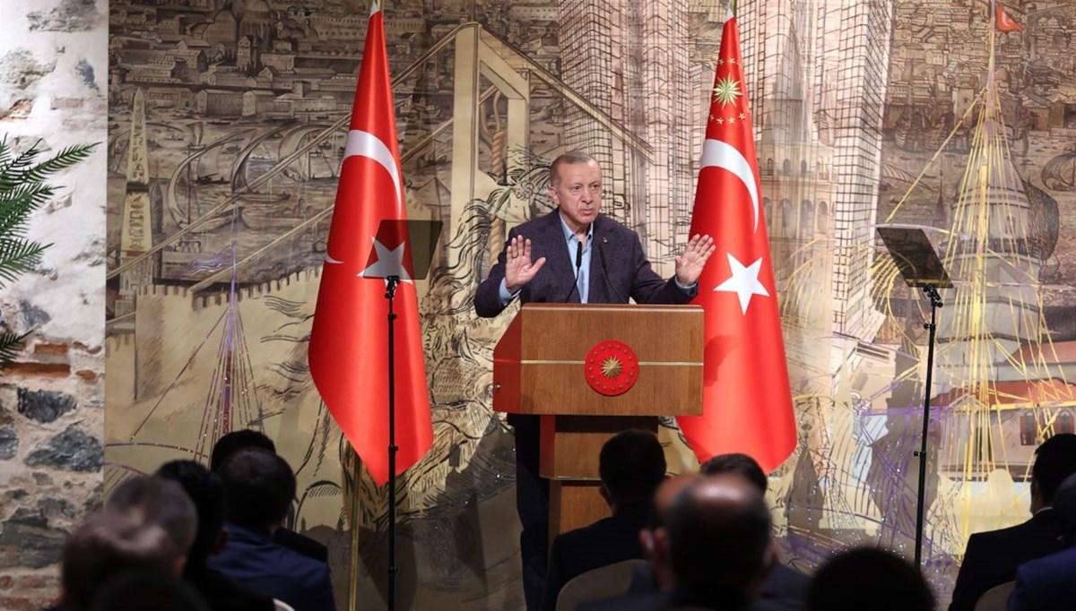 Cumhurbaşkanı Erdoğan: Corona sonrası dönemde İslam düşmanlığı daha da yaygınlaşacaktır