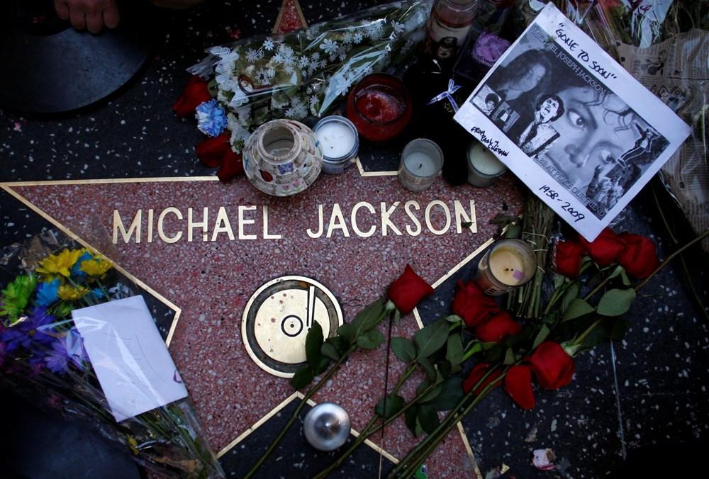 Az bilinen fotoğraflarıyla Michael Jackson - 2