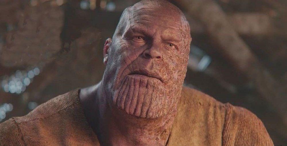 Thanos Deadpool 4'te yer alacak - 5