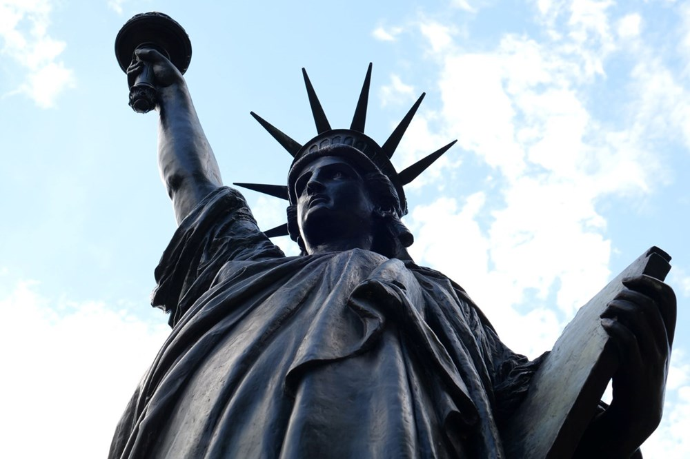 Fransa'dan ABD'ye yeni Özgürlük Heykeli - 10