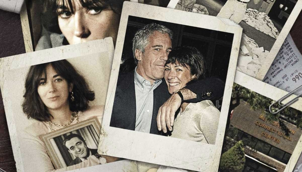 Epstein's Shadow: Ghislaine Maxwell (Epstein'in Gölgesi: Ghislaine Maxwell) belgeselinden ilk fragman