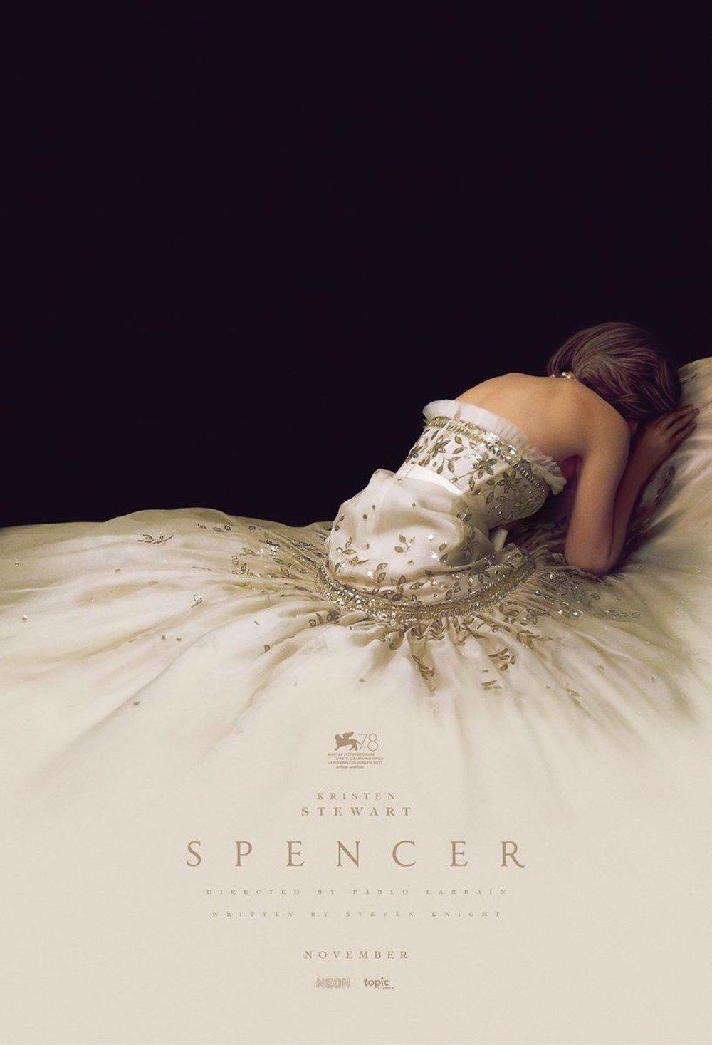 Prenses Diana'nın hayatını anlatan Spencer filminin vizyon tarihi belli oldu - 2