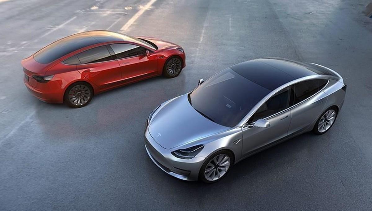 Tesla Model S için 'güvenlik riski oluşturabilir' uyarısı