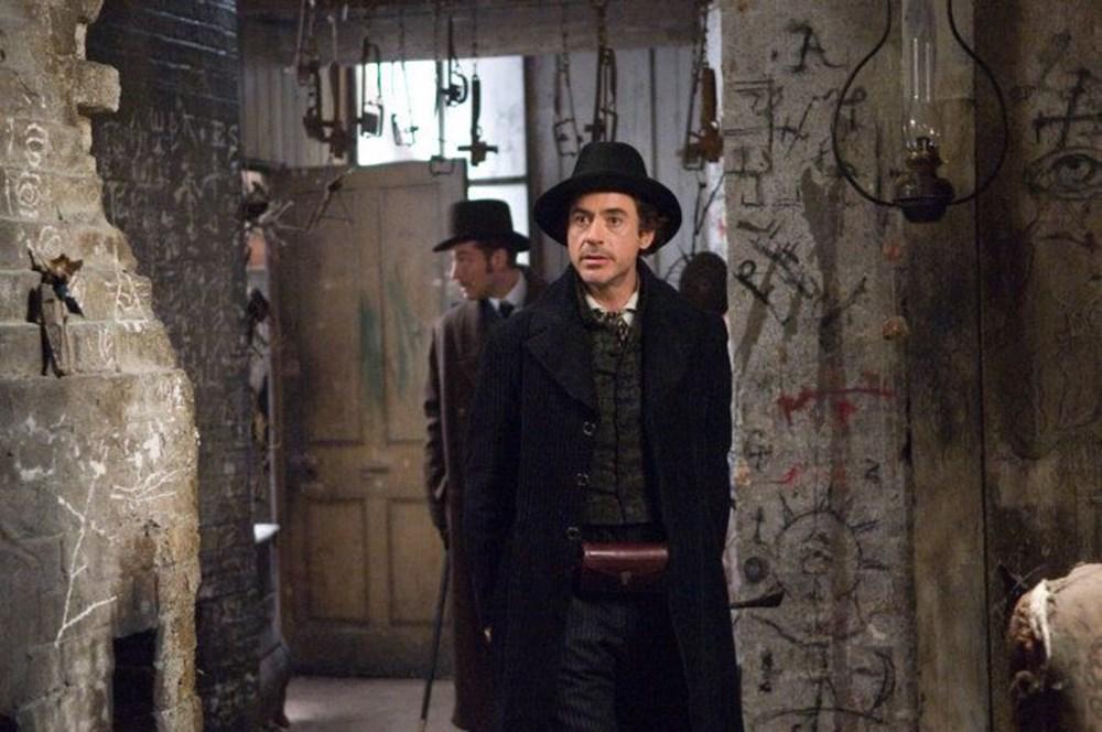 Robert Downey Jr. Sherlock Holmes evreni oluşturmak istiyor - 11