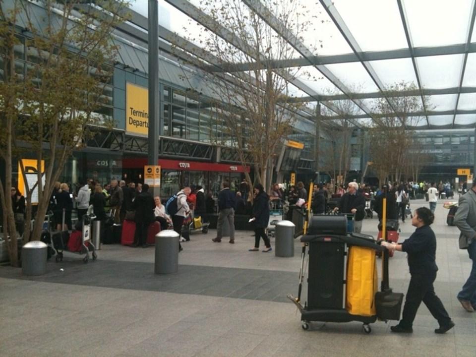 Londra Heathrow Havaalanı