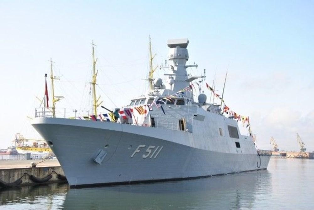 Türkiye'nin en büyük savaş gemisi ASELSAN ile görecek (Türkiye'nin yeni nesil yerli silahları) - 180