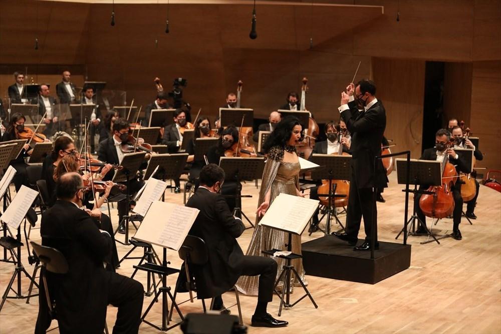 Cumhurbaşkanlığı Senfoni Orkestrası yeni bina açılış konseri - 37
