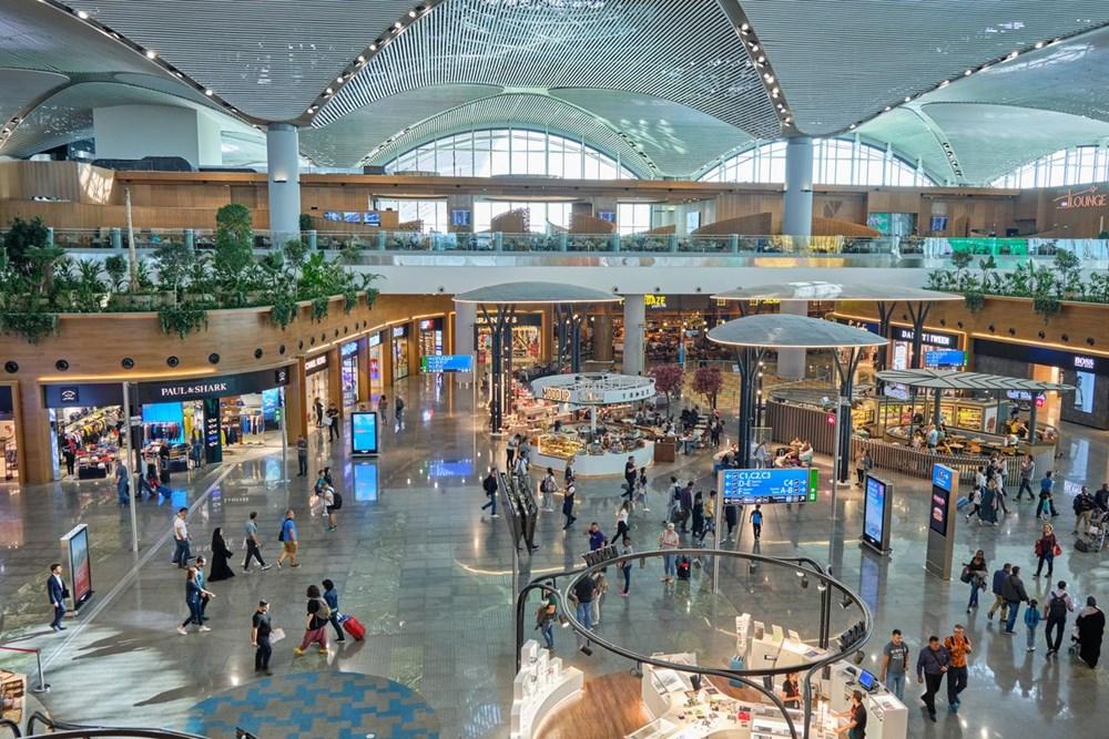 Dünyanın en iyi havalimanları: İstanbul Havalimanı 85 sıra yükseldi, en gelişmiş havalimanı seçildi - 17