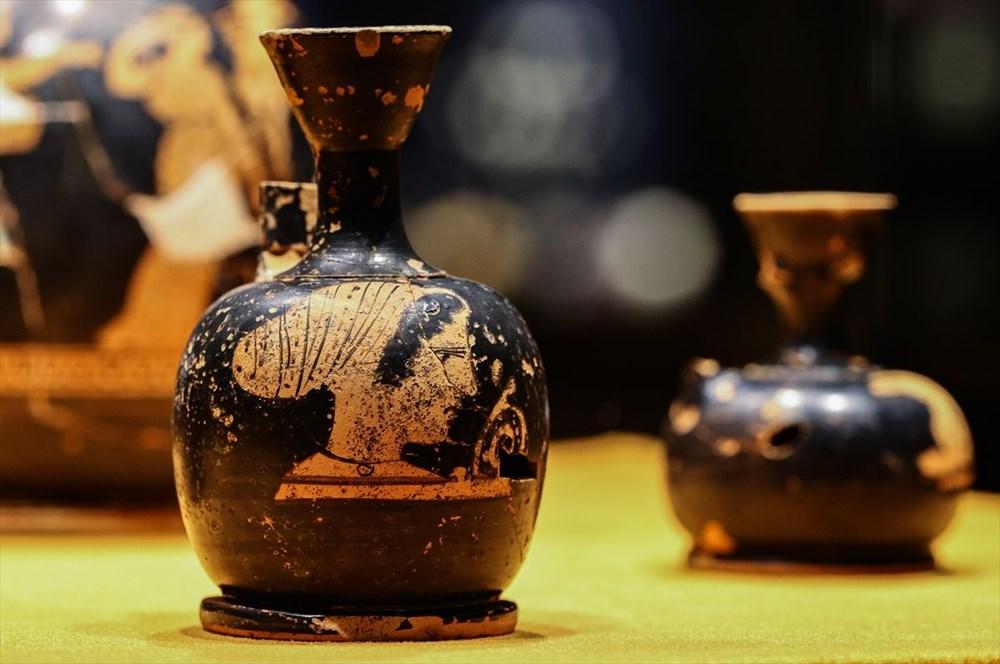 Tarihi 'parfüm şişeleri' ilk kez sergileniyor - 8