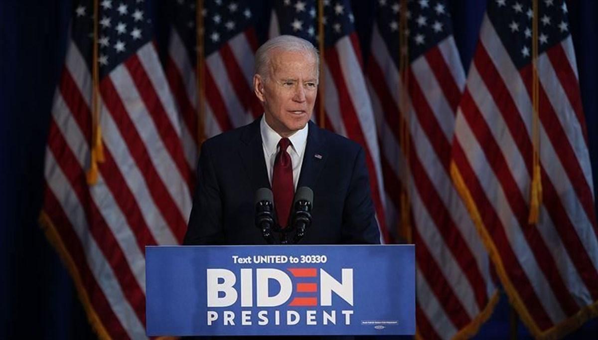 ABD başkanlığı için yarışan Biden, ücretsiz Covid-19 aşısı sözü verdi