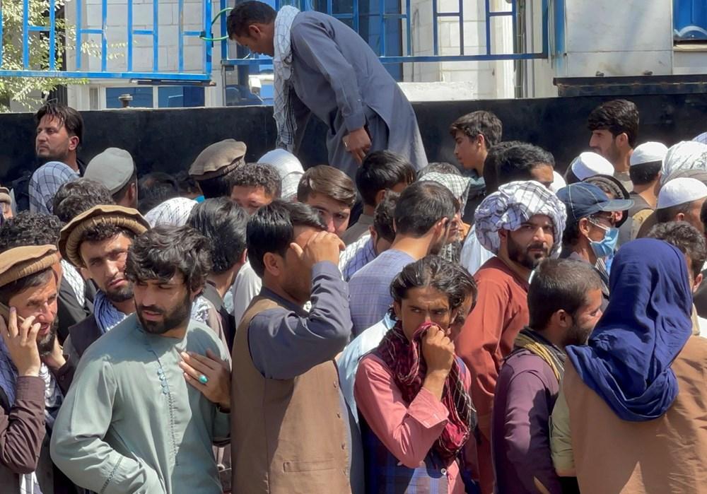Afganistan'da ekonomi çökmek üzere: Halkın sadece yüzde 5'i yeterli  yiyeceğe erişebiliyor - 6