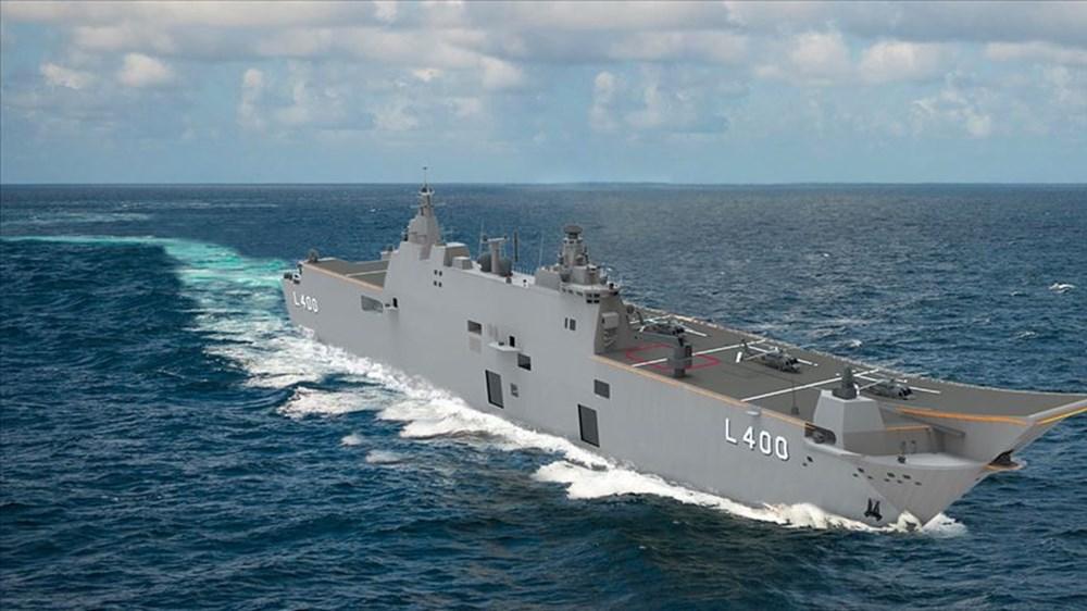 Türkiye'nin en büyük savaş gemisi ASELSAN ile görecek (Türkiye'nin yeni nesil yerli silahları) - 76